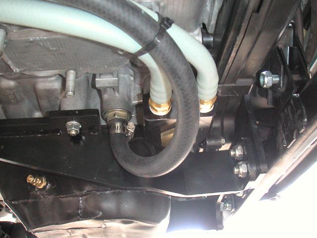 Vanagons with Subaru WRX Turbo Engines